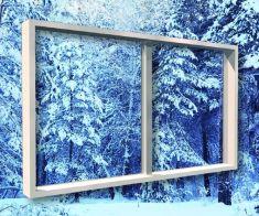 kiinteän ikkunan edut