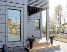 Piklas-ovet ja ikkunat