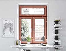 Kuultopunainen ikkuna