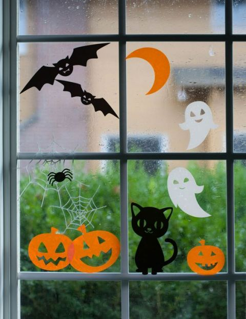 Halloween Koristeet